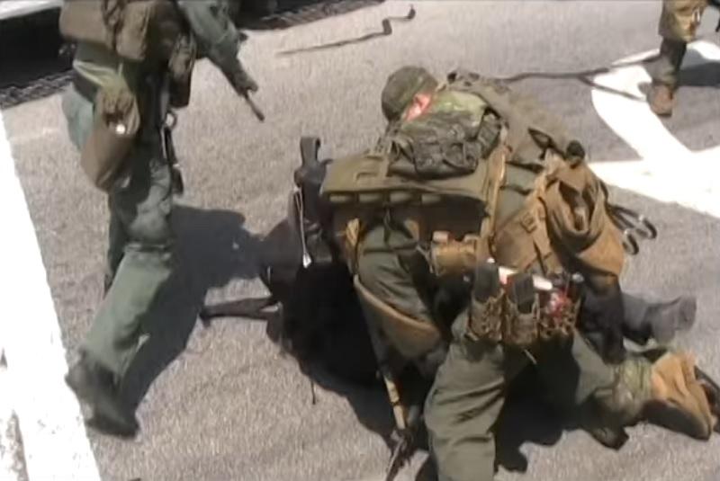april 21 arrest