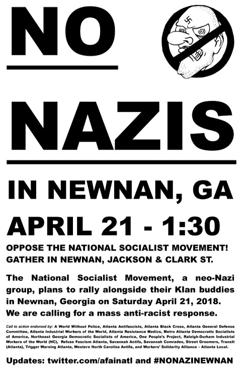 newnan final poster with cross street new time