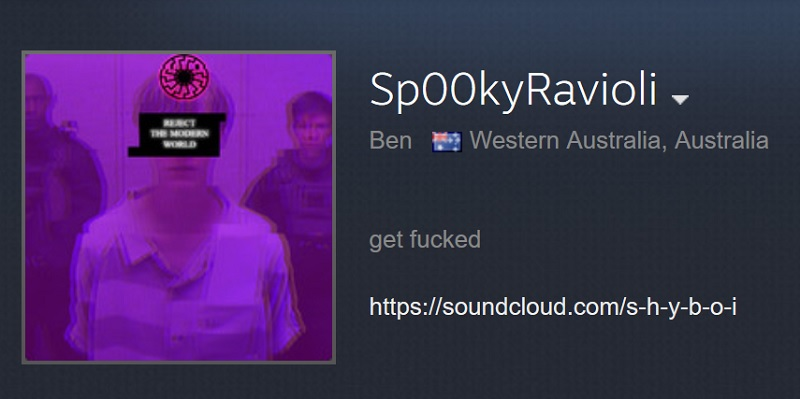 Sp00kyRavioli steam profile
