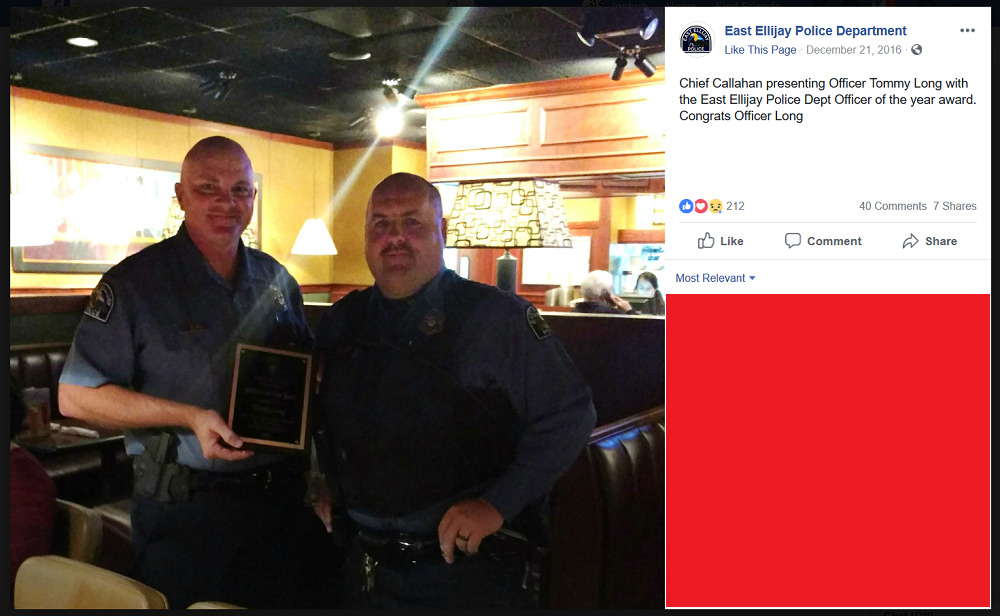 East Ellijay Police Department – Atlanta Antifascists