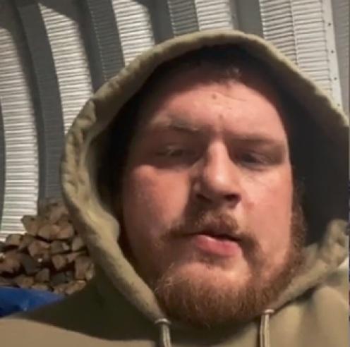 Jake Michael Bassett aka Jake Cheek aka BassetHound member of the Georgia III% Martyrs